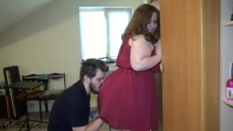 Проверка нового платья