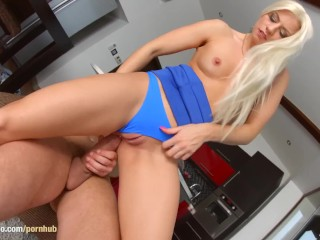 Ass Traffic giving you Jessie Volt for anal sex