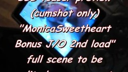 BBB teaser preview: MonicaSweetheart bonus (2ndLoad) JerkOff