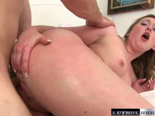 Laci and her big ass makes their debut and gets fucked hard