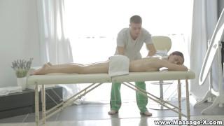 Anal massage and pleasure massagex pussy cunnilingus