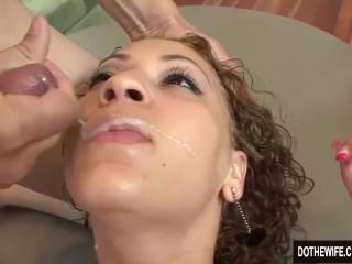Beautiful cuckquean sex