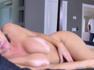Bbw Latina Mom Son Anal Sexy milf Veronica Avluv loves big cock - Brazzers