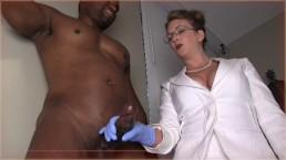 Mistress T handjob