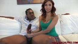 4K Riley Reyes Interracial Massive Cock!