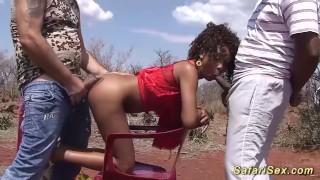 african sex orgy part 2