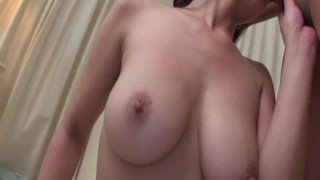 Top milf, Rei Kitajima, devours cock in hardcore japan big-boobs doggy-style tit-fuck sexy-pantyhose javhd ass-licking amateur busty