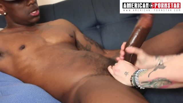 from Deangelo 14 inch black gay