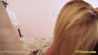Preview 4 of DTFSluts.com - REAL - Tasha Reign has guy over to fuck her ass