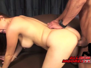 Gigi streamate allison moore takes a spanish lesson and ends up getting the pito al