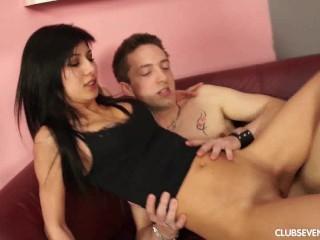 Big titty fuck suck gif
