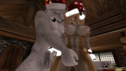 Christmas Tales - Gift Time ( Furry / Yiff )