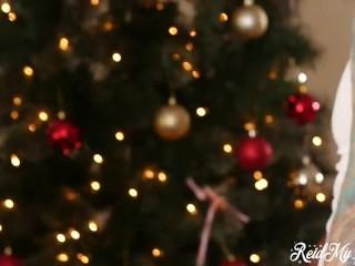 Riley Reid Christmas Gangbang Reid My Lips