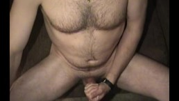 Mature Amateur Randy Jacking Off