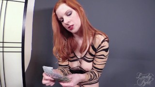 Cali Carter: Sexecutrix by Lady Fyre Femdom videos redhead breath-play femdom face-sitting executrix kink blonde fucking lady-fyre cali-carter threesome big-boobs ass-smothering laz-fyre facesitting femme-fatale