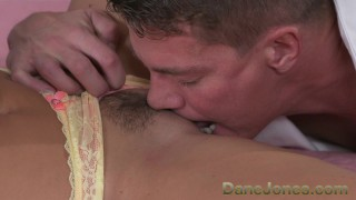 DaneJones Hard fuck for hot big tits blonde babe Barebackedshemales movie