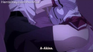 Haruomi fucked by his best friend UNCENSORED  big cock creampie wam blowjob anime busty curvy japanese uncensored hentaikey big boobs slim thick hot steamy sex cum inside school girl