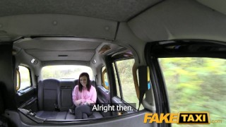 Preview 6 of FakeTaxi Petite American redhead does anal