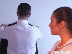 Digital Playground- Eva Lovia Punished By Her Master