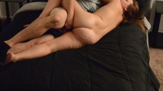 P.A.W.G. Rides Cock After Bar on Hidden Cam Natural missionary