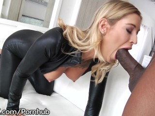 DarkX Kleio Loves a Huge BBC in her Ass!