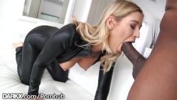 DarkX Kleio Loves a Huge BBC in her Ass!