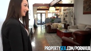 PropertySex - Rocking body real estate agent bones renter porno