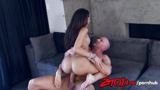 Young Chloe Amour Fucked Hard pussy eating big cock 69 latina hardcore blowjob riding babe cock sucking cumshot ztod brunette cowgirl doggy style natural tits facial