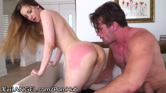 Stella cox buttfucked while her big tits bounce 4