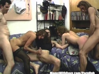 Shannon whirry sex heavily pierced milf pussies three on two orgy momswithboys old mom m