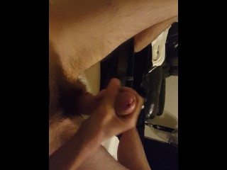 First time on cam