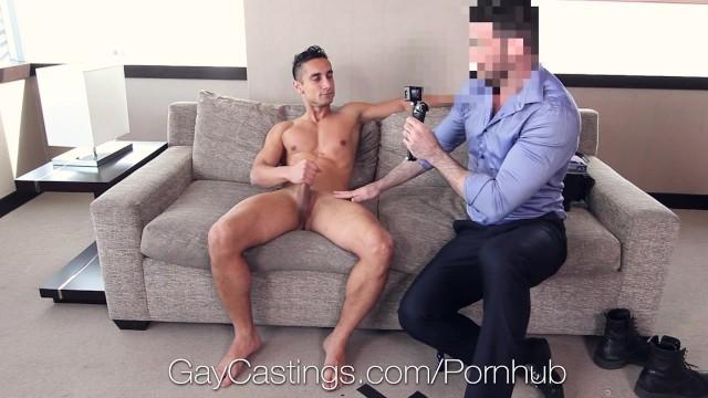 Gay Casting Sex Scene David Mazono fucked by agent