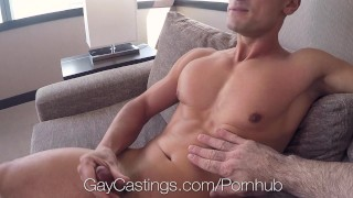 GayCastings - David Mazano Banged By Creepy Agent