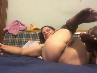 Tranny pawg. Fat white ass