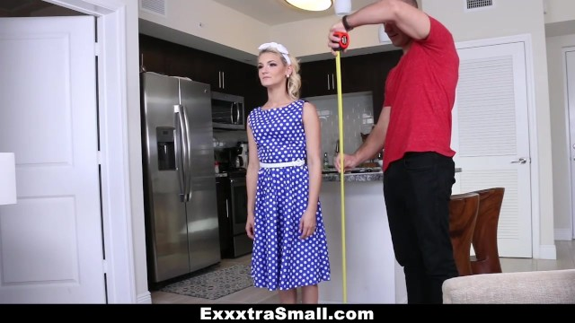 Life like sex dolls sites Exxxtrasmall - miniature life like doll gets small pussy destroyed