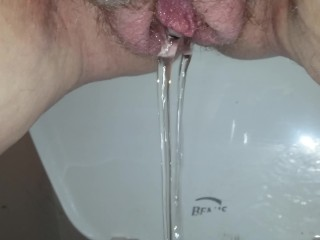 Amateur Homemade Piss Pissing Milf Pee