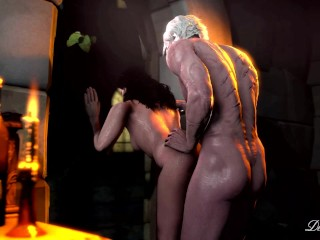 The Throes Of Lust - Yennefer SFM - The Witcher 3