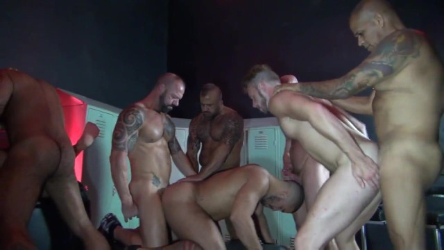 from Aron gay cock orgies free video