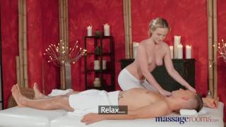 Has massage her sexy covered cum rooms blonde ass in tight massagerooms female