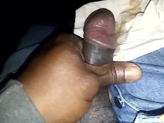 Quick nutt in car