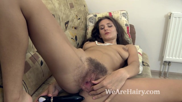 We vibrator photos Shivali masturbates with her new black vibrator