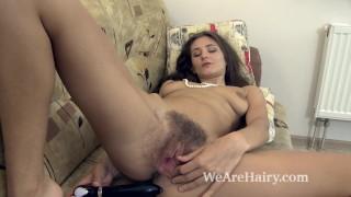 With masturbates her vibrator black new shivali masturbate armpits