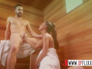 Get Your Teen Girl Friend Naked Digital Playground - Horny Strangers Fucking In The Steam Room