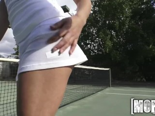 Mofos – Latina's Tennis Lesson gets Naughty