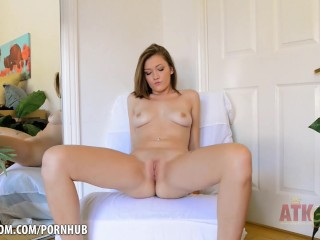 Pretty Pink Haired Hoe Poundings Her Analed Rammed