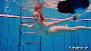 swimming pool voyeur