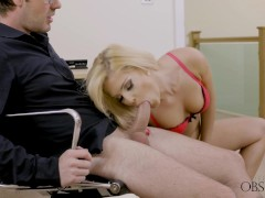 Babes - Cheeky Peeking, Candy Licious and Ryan Ryder
