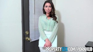 Estate wants young listing really hot real propertysex agent natural of