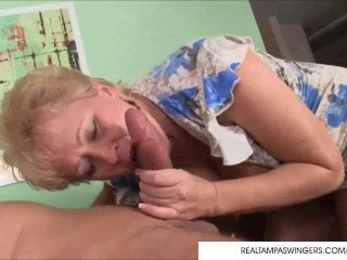 Wonderful Blowjob With My Hubby