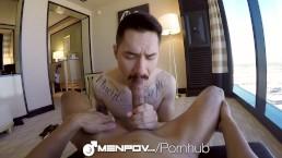 MenPov - Kevin Blaise Fucks Zak Bishop in Pov